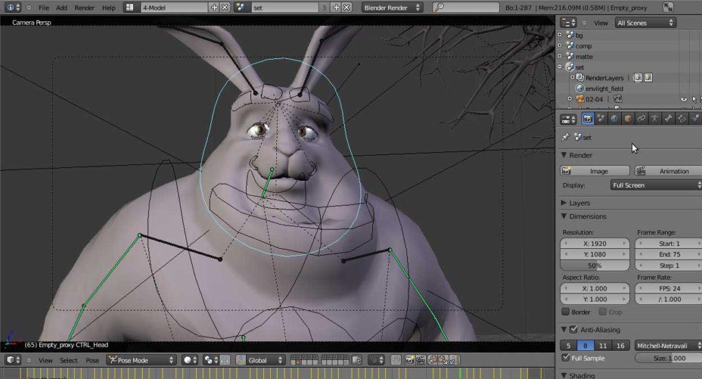 Blender Software
