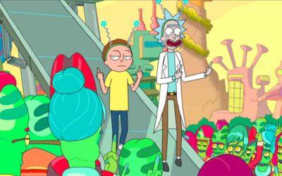 Como um episódio de Rick and Morty é escrito