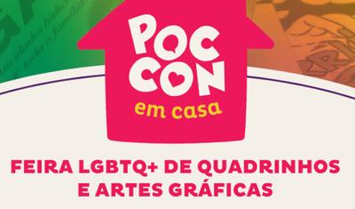 POC CON EM CASA: evento online vai discutir representatividade nas artes digitais