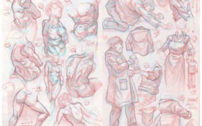 A Importância da Anatomia Para Artistas